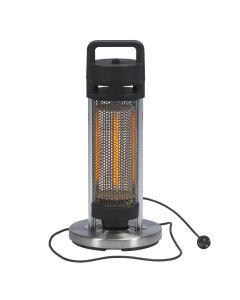 Draagbare RVS heater