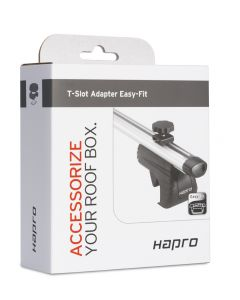 Hapro T-profiel adapter Easy-Fit kit - 29771
