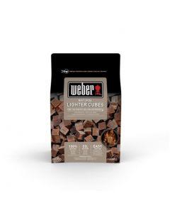 Weber Aanmaakblokjes - 48 stuks bruin