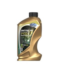 MPM motorolie 5W20 Premium Synthetic DX1 Fuel Economy 1 liter