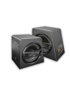 Axton AXB20A Subwooferkist compact met versterker