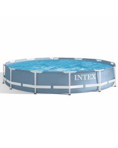 Intex Prism Frame Pool Ø 366 cm