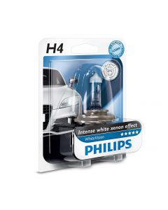 Philips Whitevision H4 55W
