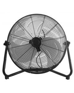 Ventilator vloermodel zwart