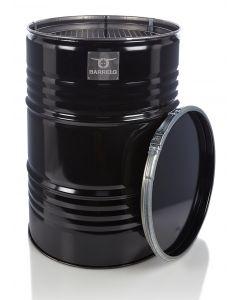 BarrelQ Big Barbecue Black