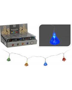 LED verlichting 10 multikleur