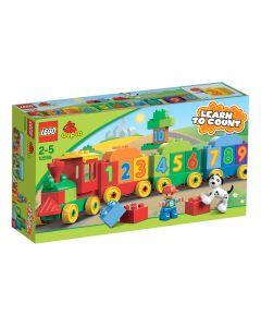LEGO DUPLO Getallen Trein - 10558