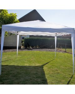 Partytent 3x3 meter easy up wit Pure Garden & Living
