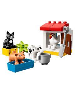 Lego Duplo Boerderijdieren - 10870