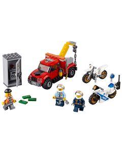 Lego Sleeptruck probleem - 60137