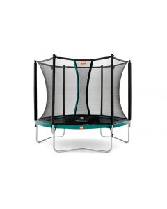 BERG Talent 240 + Safety Net Comfort Trampoline