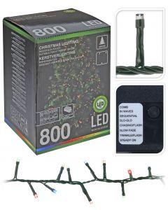 Clusterverlichting 800LED Multi