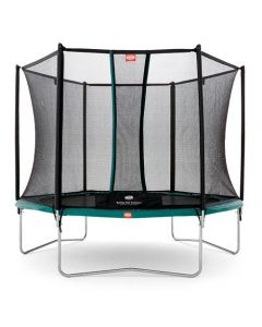 BERG Talent 300 + Safety Net Comfort Trampoline