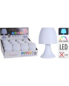 Tafellamp met LED-verlichting
