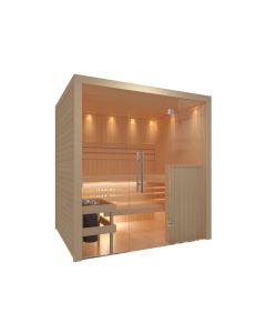 Interline C-Quel Royal sauna 3-4pers. 194x155x204 cm
