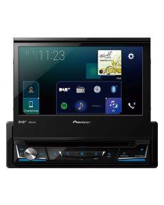 Pioneer AVH-Z7000DAB autoradio + gratis bluetooth speaker
