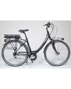 "Elektrische fiets Lombardo Torino Nexus 28"" 38V Zwart"