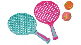 Tennisset Splash 4-delig