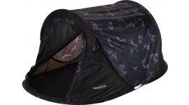 Pop-up kampeertent 1-persoons camouflage