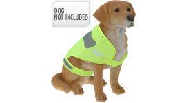 Reflecterend vest voor honden maat M