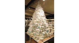 Kerstboom 150 cm Luxe wit