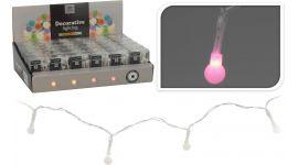LED bolletjes verlichting gekleurd 20 stuks