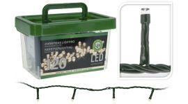 LED verlichting 120 lampjes in emmer