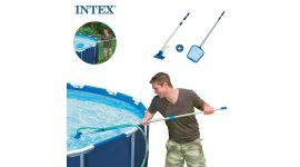Intex schoonmaakset zwembad - aansluiting Ø 26,2 mm (incl. steel)