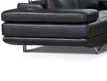 Zits bank montego zwart meubels online kopen heuts