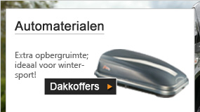Dakkoffers & skiboxen